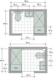 Bedroom Plan Bathroom Glamorous Small Master Bathroom Floor Plans Bedroom