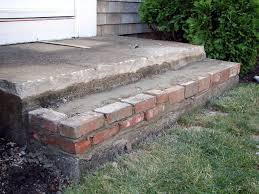 Brick Stairs Design How To Fix Up An Entrance How Tos Diy