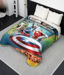 Marvel Bedding Boys Bedding 28 Superheroes Inspired Sheets