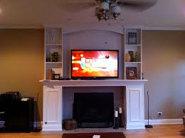 new mounting tv above fireplace ideas for mounting tv above