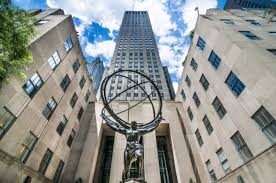 why you should see rockefeller center walks of new york
