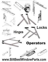 Awning Window Hinge Awning And Casement Window Operator Hardware Parts Roto Gear San