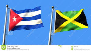 Cuba And Puerto Rico Flag Flag Of Cuba And Jamaica Stock Illustration Illustration Of