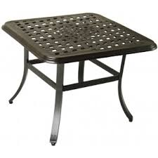 side end table patio furniture
