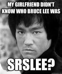 Bruce Lee Meme - 29 best bruce lee memes 1 images on pinterest martial arts bruce