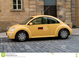 volkswagen yellow volkswagen yellow german beetle editorial image image 74166120