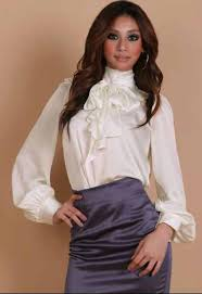 big bow blouse big bow silk blouse with a satin pencil skirt here we