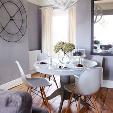 modern grey dining table modern dining room pictures ideal home