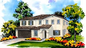 Spanish Homes by Toscano At Terracina New Homes In Temecula Ca 92592