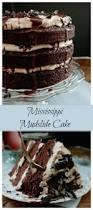 mississippi mudslide cake recipe chocolate whipped cream