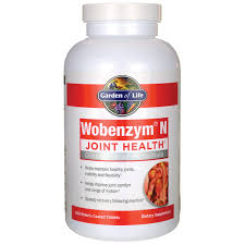 Joint Comfort Dietary Supplement Garden Of Life Wobenzym U0027n Joint Health 800 Tabs Swanson Health