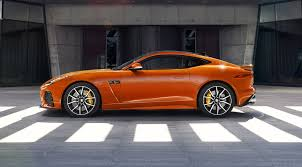 orange range rover svr the f type svr u2013 jaguar u0027s all weather supercar luxurious magazine