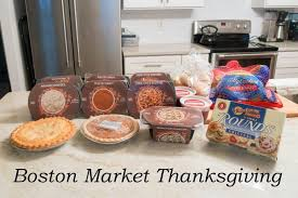 boston market makes thanksgiving easy chef dennis