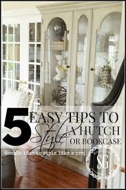 Decorating Ideas For Dining Room by Get 20 Hutch Decorating Ideas On Pinterest Without Signing Up