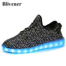 light up shoes size 12 plus size 6 12 men led shoes luminous usb charging mens light up