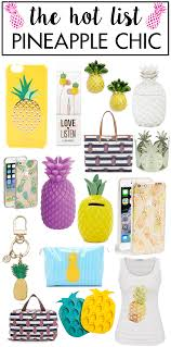 Pineapple Trend by Pineapple Chic Summer Pineapple Stuffing And Stuffing