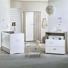 chambre bébé blanche pas cher commode bébé chambre bebe trio nael lit armoire sauthon meubles