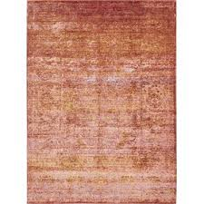 Brown And Beige Area Rug Modern World Menagerie Area Rugs Allmodern