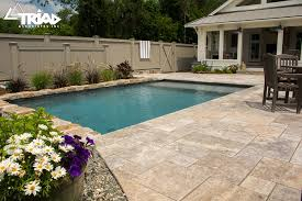 Travertine Patio Natural Stone Patios U2026 Travertine Marble Granite Triad Associates
