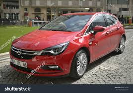 opel cars 2016 istanbul turkey 15 march 2016 2016 stock photo 394614124