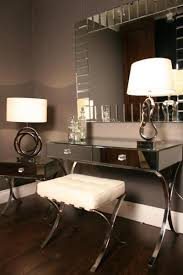mirrored console vanity table sovana mirrored console dressing table