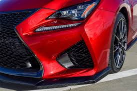 lexus rc f price list carbon fiber front splitter
