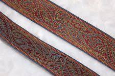 woven ribbon jacquard ribbon ebay