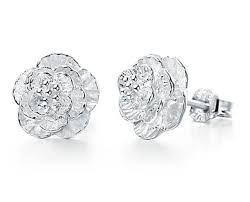 cheap stud earrings cheap stud earrings women earring fashion jewelry 925 sterling