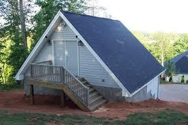 hillside garage plans hillside detached garage google search house ideas pinterest