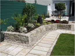outstanding stone landscaping ideas with backyards outstanding pictures of landscaping small yards design