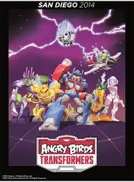 image angry birds transformers comic poster jpg angry