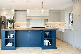 Cobalt Blue Kitchen Cabinets Blue Kitchen Blue Kitchen Ideas Pictures Of Decor Paint Cabinet