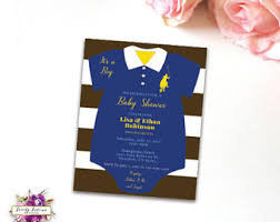 polo themed baby shower ralph etsy