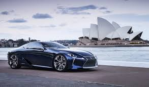 lexus brand reputation lexus said building a 600hp monster coupe to revamp reputation