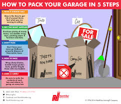 moving pack up your garage in 5 easy steps coldwell banker blue