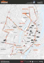 Boston Marathon Route Google Maps by Copenhagen Half Marathon World U0027s Marathons