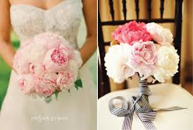 wedding flowers peonies wedding trends peony bouquets part 1 the magazine