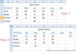 how to read multiple excel files and merge data into a single file