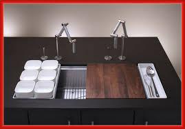 Design Of Kitchen Sink Copper Kitchen Sink Racks Kitchen Design Ideas