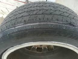 lexus gx470 tires michelin premature wear tire shoulder michelin pilot sport a s plus