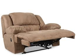 Leather Oversized Recliner Decor Cozy Living Room Design With Chic Oversized Recliners