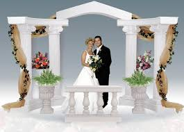 Pillars And Columns For Decorating Download Columns For Wedding Decorations Wedding Corners