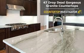 47 beautiful granite countertops pictures
