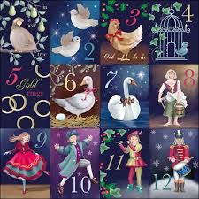 images of 12 days of christmas the