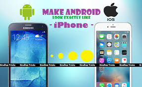 make android look like iphone how to make android look exactly like iphone