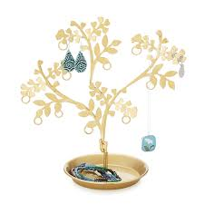 brass jewelry tree brass jewelry tree uncommongoods