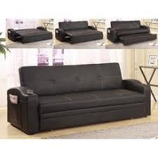 Black Sofa Sleeper Sofa Sleepers