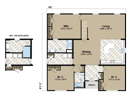Charleston Floor Plan by Charleston