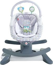 Newborn Baby Swing Chair Fisher Price 4 In 1 Rock U0027n Glide Soother Walmart Canada