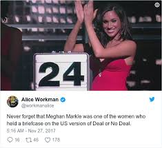 Deal Or No Deal Meme - 14 of the best reactions to prince harry and meghan markle s